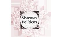 Sistemas políticos; espacio para conocer los conceptos fundamentales y la historia de las ideas políticas. Logo