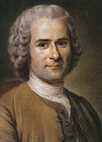 Retrato de Rousseau De Maurice Quentin de La Tour - Desconocido, Dominio público, https://commons.wikimedia.org/w/index.php?curid=24158
