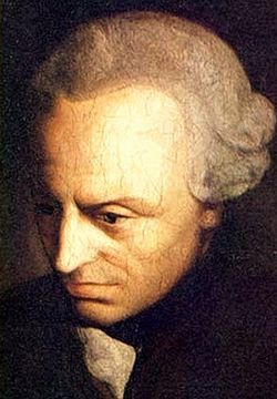 Immanuel_Kant_(painted_portrait) By Anonymous (/History/Carnegie/kant/portrait.html) [Public domain], via Wikimedia Commons