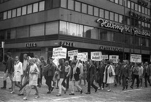 Recordando 1968, es imposible no tener en cuenta la Famosa Primavera de Praga