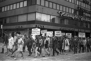 Recordando 1968, el Año que Conmocionó al Mundo